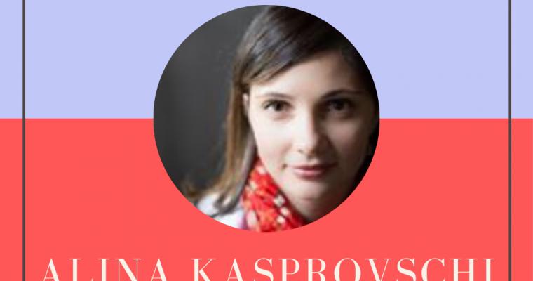 C'est la Viv – Alina Kasprovschi