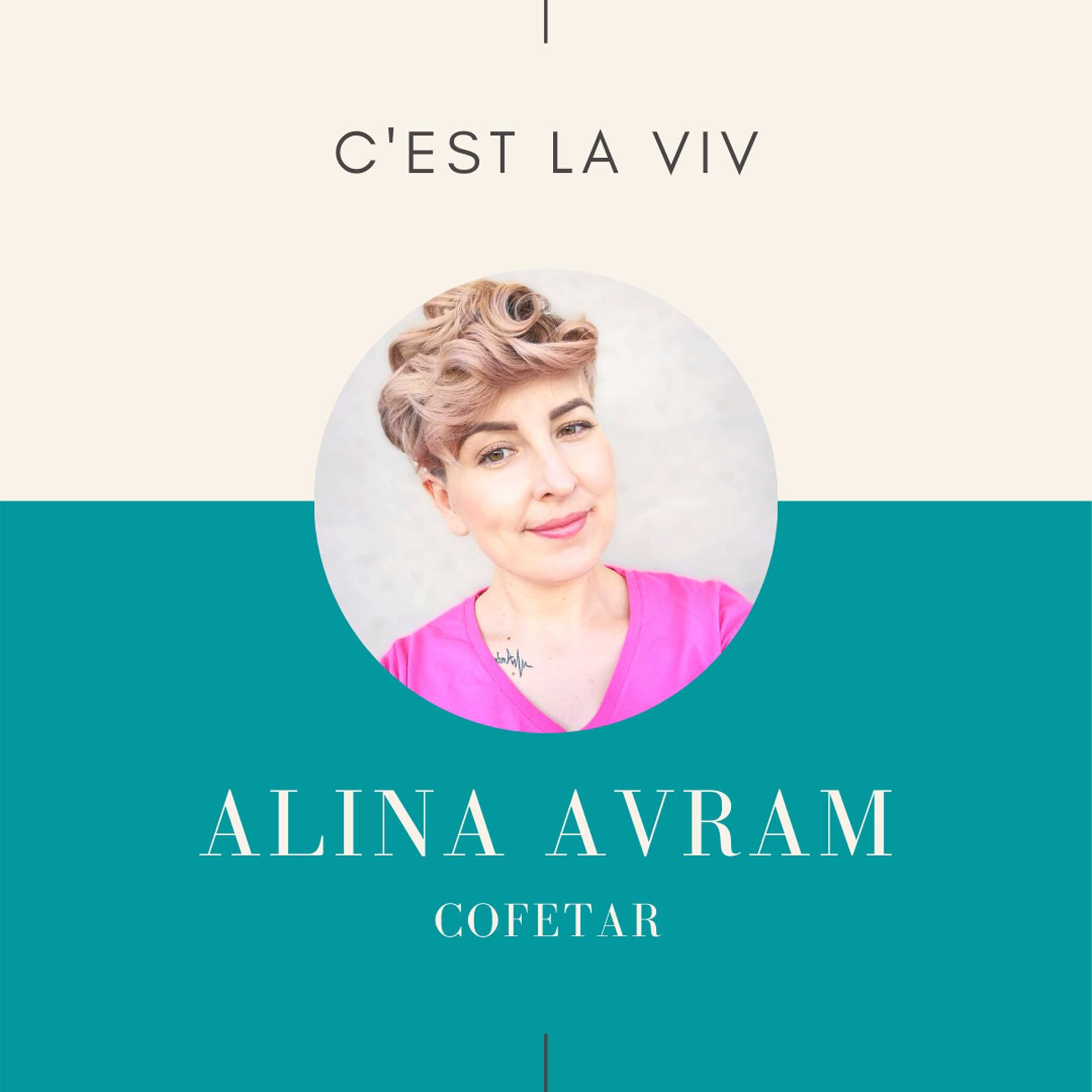 C'est la Viv – Alina Avram