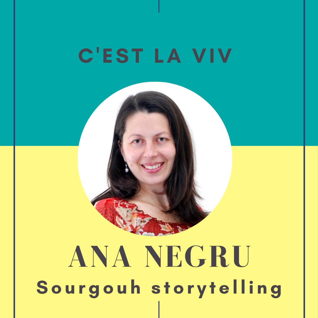 C'est la Viv – Ana Negru
